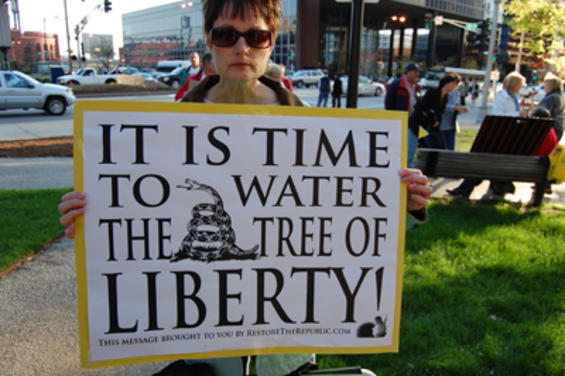 50 Signs You Are in the Tea Party - Based on Real Events ...
