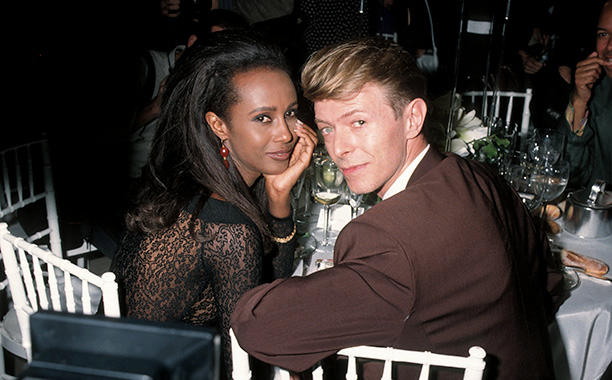 David Bowie And Iman: Rock's Greatest Couple