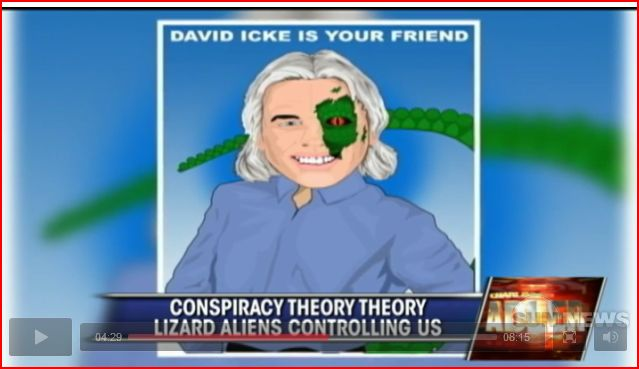David Icke is your friend
