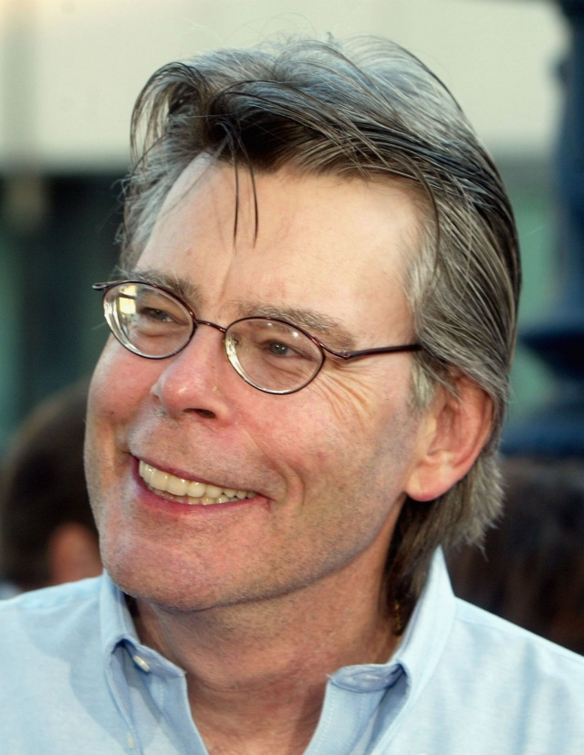 "Stephen King: Indiana's RFRA Is ""A Dog Turd"" - Little ... Stephen King"