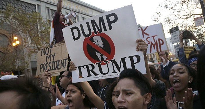 Anti-Trump Inauguration Protesters Found Not Guilty on All Charges