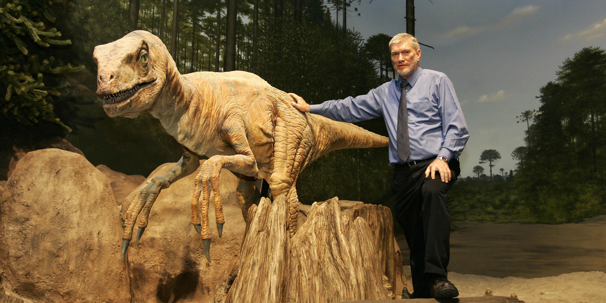 Updated Listening To Creationist Ken Ham Could Get Us All