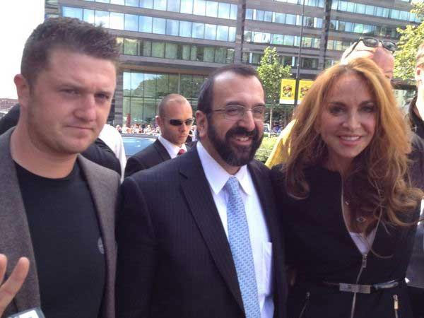 Image result for robert spencer and  pam geller