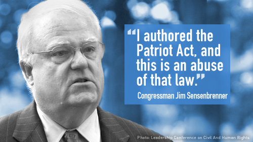 The USA FREEDOM Act -Time To Pass It - LGF Pages