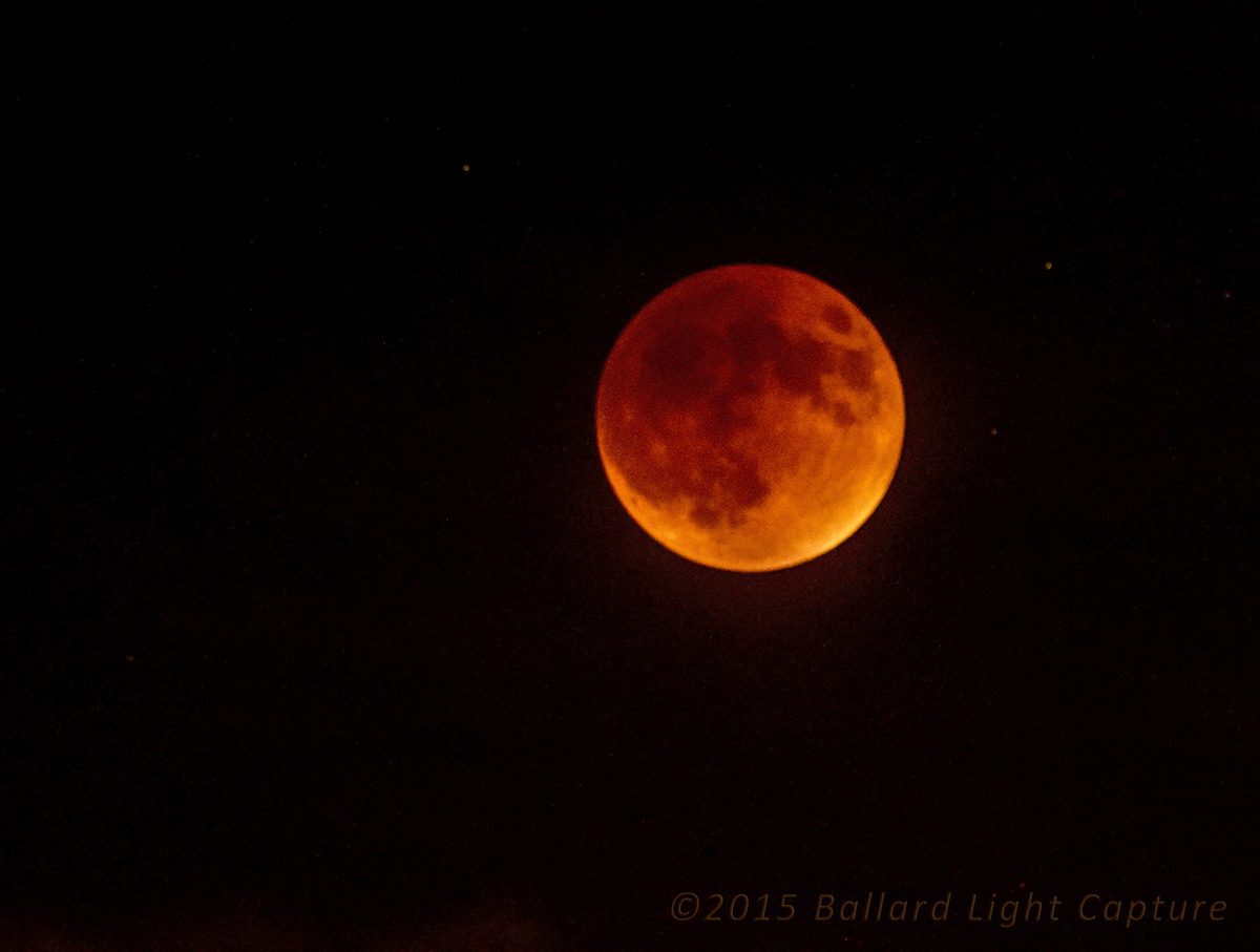 blood moon eclipse in los angeles - photo #4