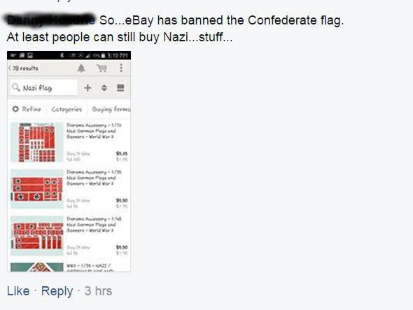 Right Wing Pundits Equate Confederate Flag With Gay Pride Rainbow