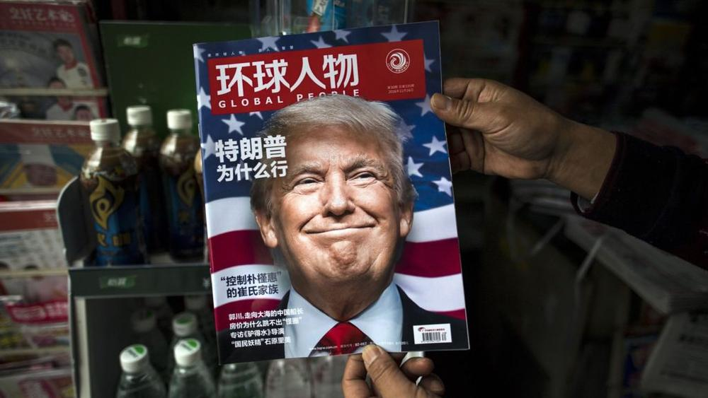 Image result for Trump Attacks China In Twitter Outburst