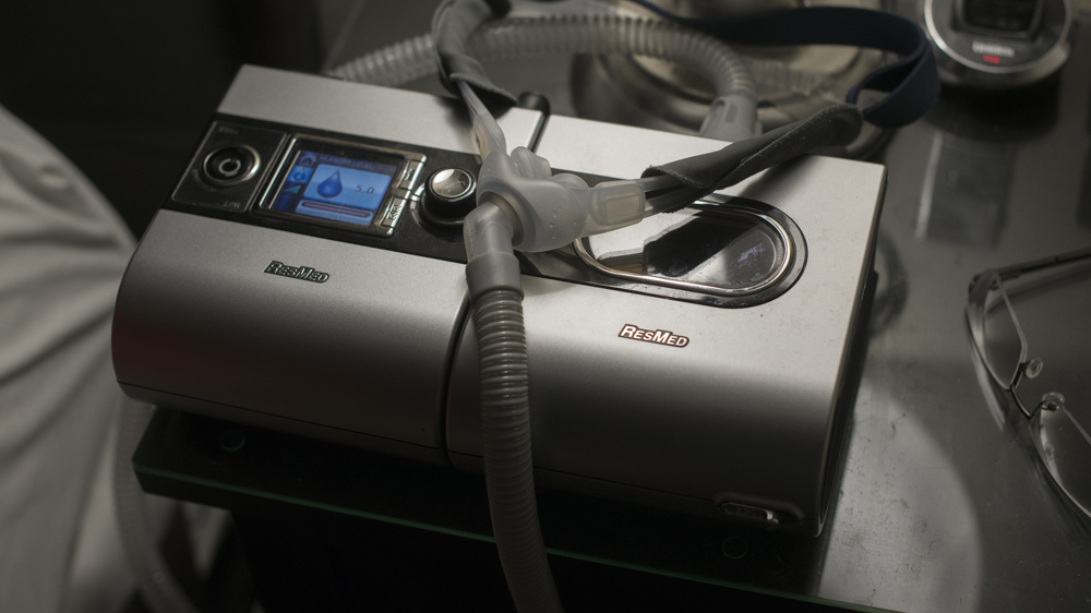 A CPAP Machine Can Help Some Get Better Sleep but Insurers Don't