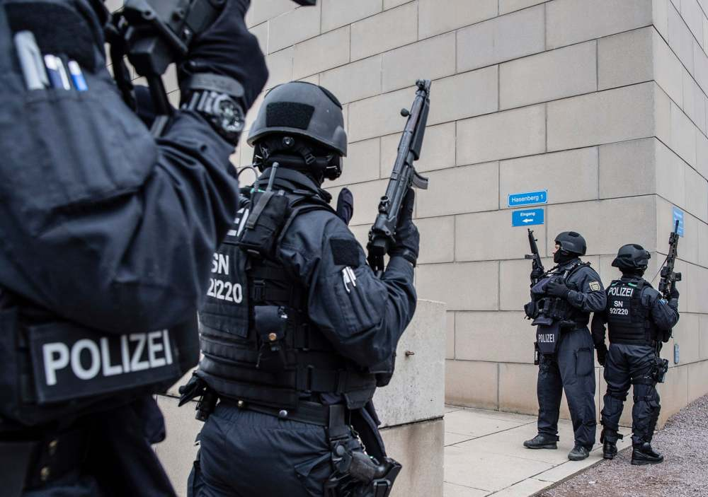 Germany Synagogue Shooting: Suspect 'Broadcast Attack Livestream on Twitch' and Ranted About Holocaust, Jews and Immigration