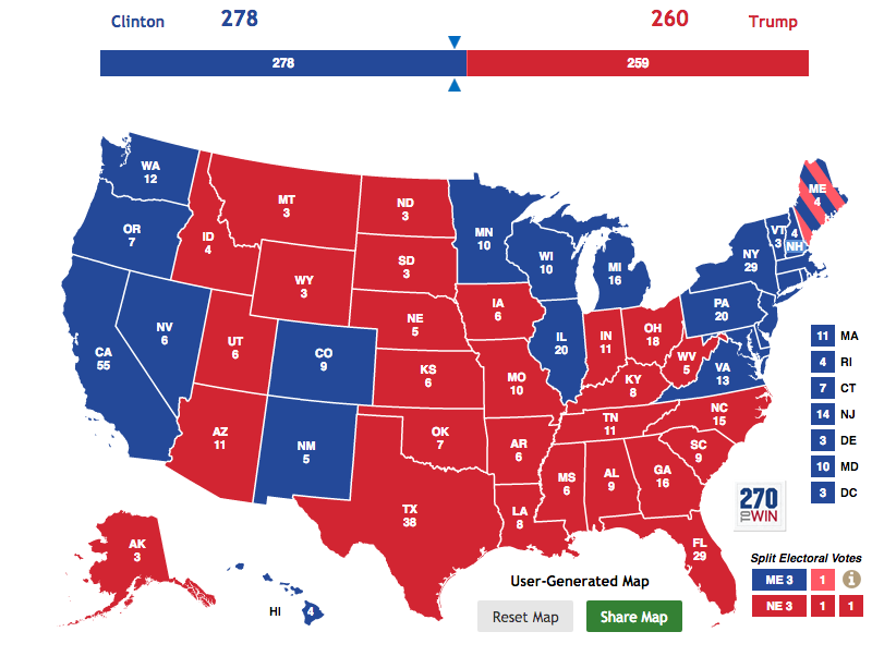 Nate Silver Democrats Should Panic If Polls Look Like