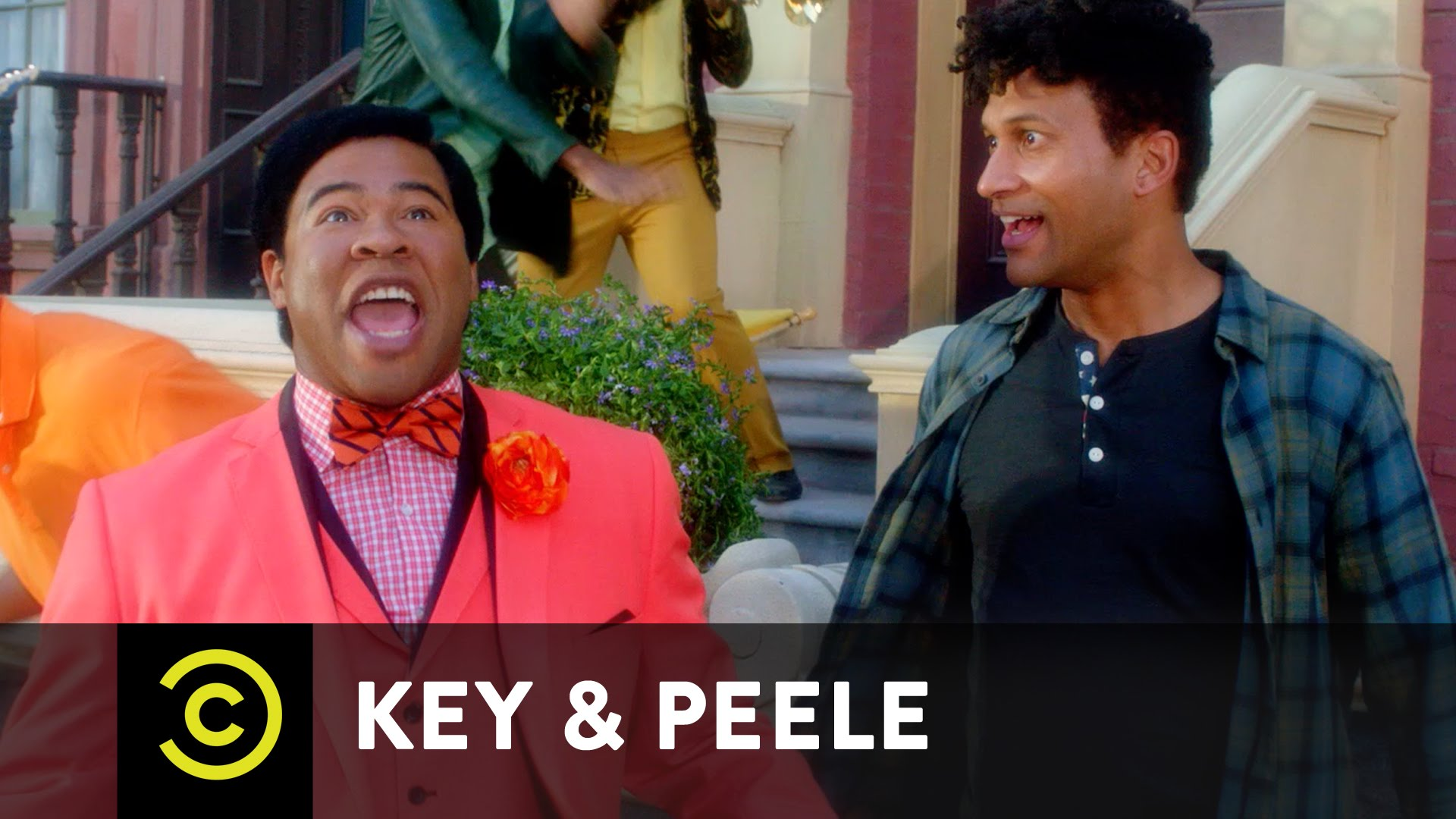A Brutally Funny New Video From Key & Peele: Negrotown