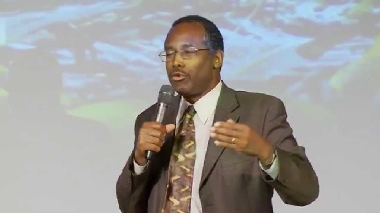 Ben Carson: Charles Darwin Came Up With the Theory of Evolution Because He Was Influenced by Satan