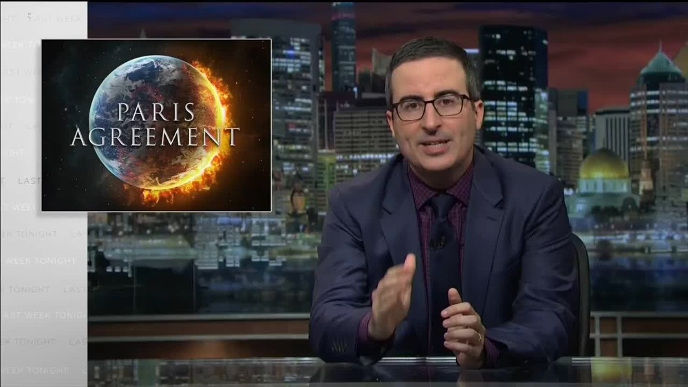 Video john oliver on donald trump 39 s disastrous withdrawal - Little green paris ...