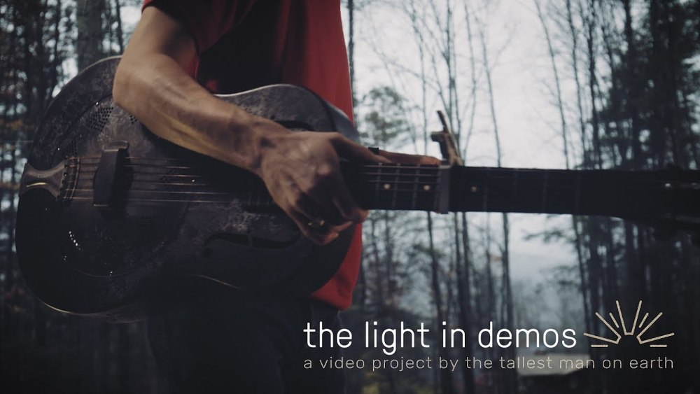 The Latest Episode of the Tallest Man on Earth's Amazing