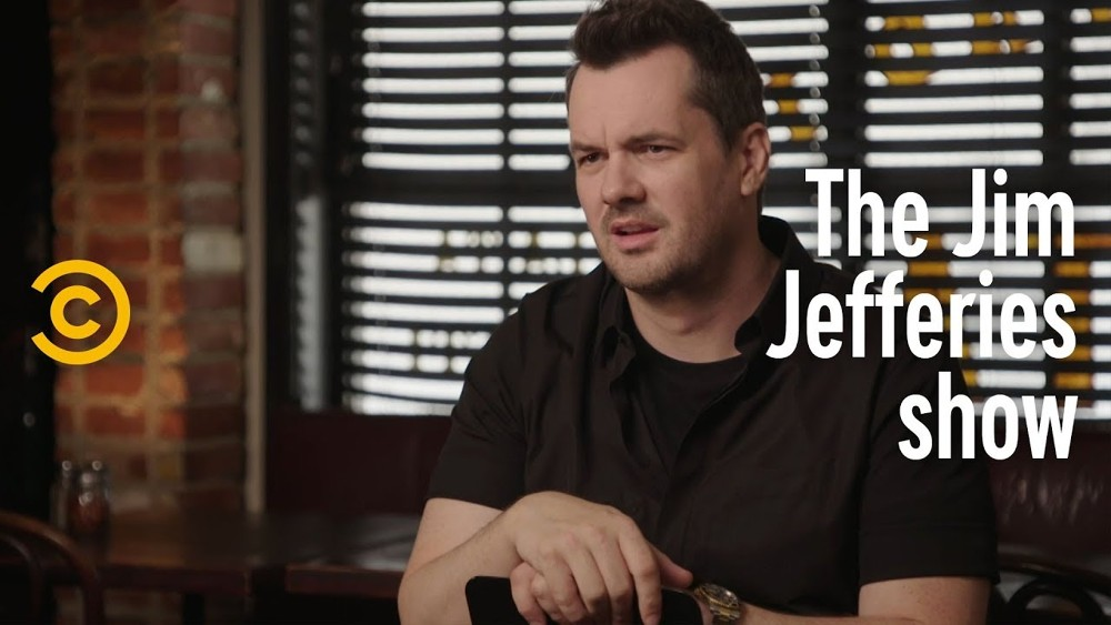 Video: Jim Jefferies Sits Down With QAnon Conspiracy Theorists. You'll Probably Believe What Happens Next.
