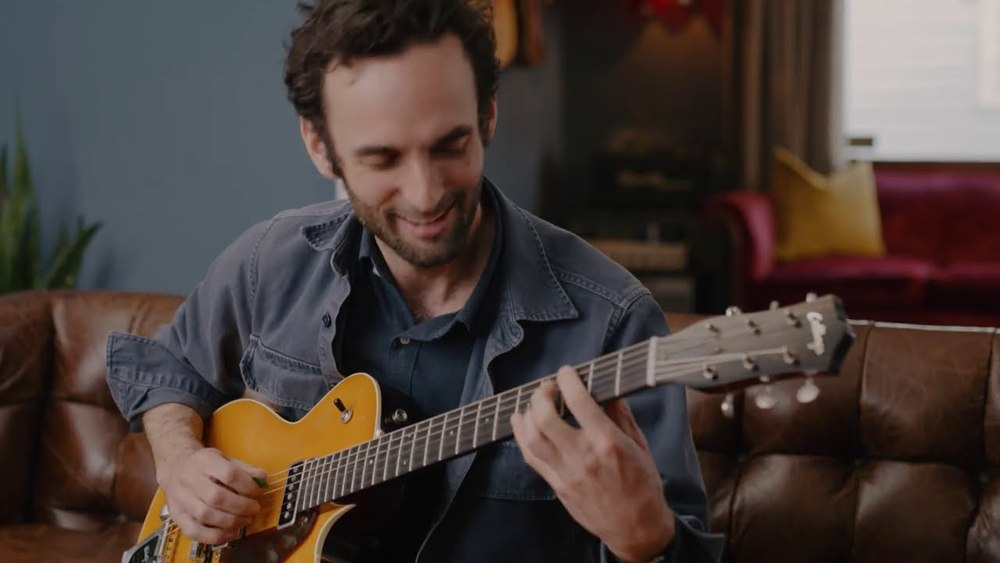 """Amazing: Julian Lage on His New Signature Axe, """"Island Blues"""" (Charles Lloyd Cover)"""