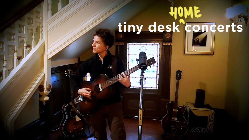 The Great Ani DiFranco: Tiny Desk (Home) Concert