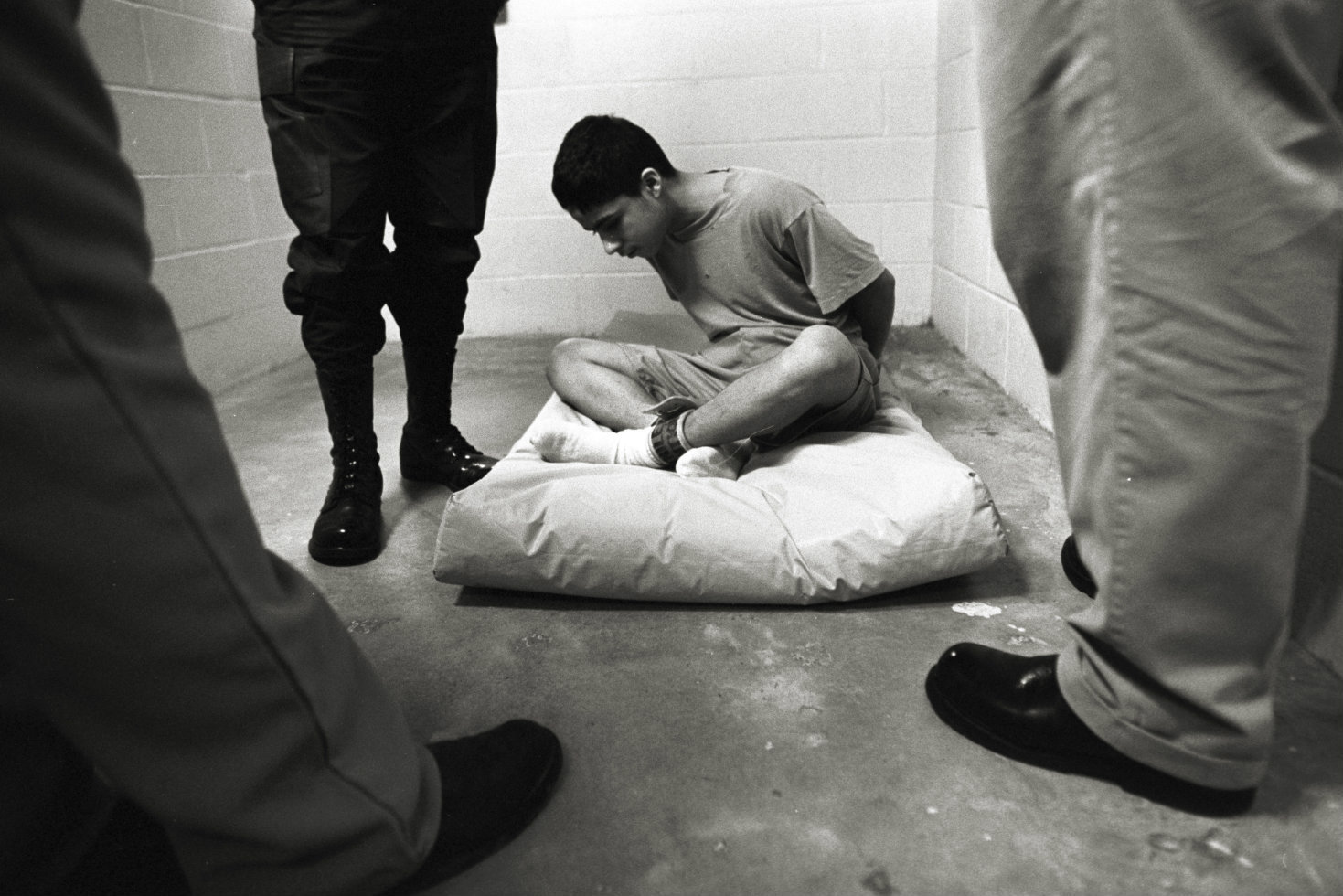 American Kids in CHAINS - Why Do We Still Put Kids in Shackles When ...